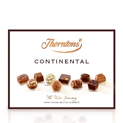 Continental Chocolate Collection
