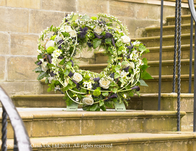 F003J Country Wreath